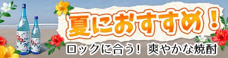 夏の焼酎2017