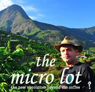 ブラジルマイクロロット モーロアルト農園