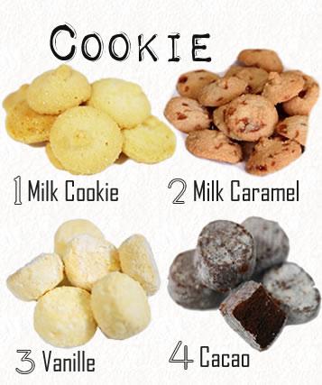 ヒロコーヒーのセットクッキー