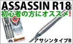 ASASSINアサシン18gR