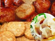 メガ盛りお惣菜!ハンバーグ1k/ミートボール1k/鶏焼売700g/合計2.7kg