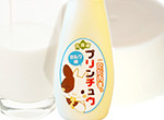 【クレストジャパン】北海道 プリンチュウ ミルク味