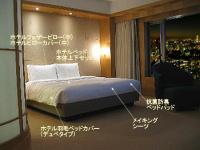 マットレスやシーツ・カバー、ベッドなどでインテリアをトータルにコーディネート