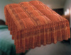 フリルタイプ ベッドカバー