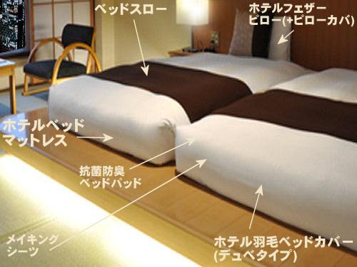 業務用ホテルのベッドやマットレス・寝具で自宅をデザイン