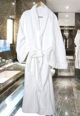 ホテル バスローブ