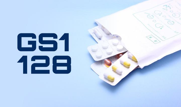 GS1-128対応