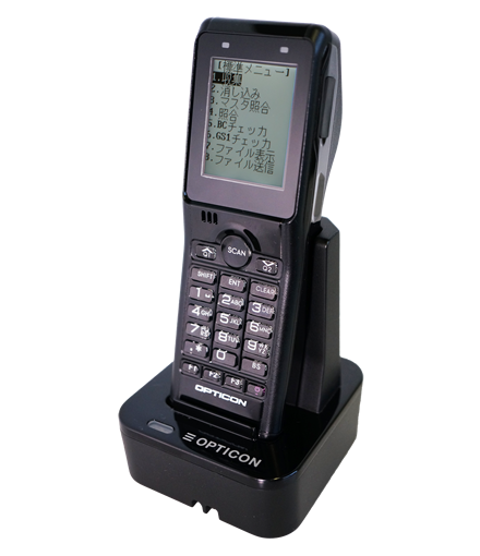 OPH-5000i-BLK テンキー付カラー液晶データコレクタ
