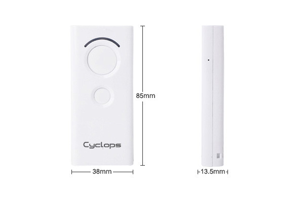 Bluetooth搭載 メモリ搭載 ワイヤレス バーコードリーダー Cyclops ALFARK-5000X