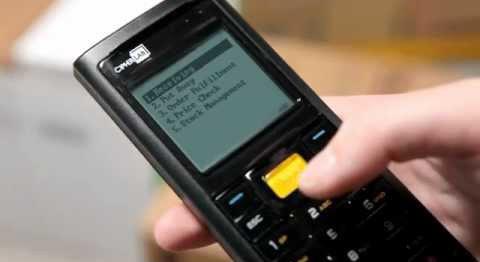 ハンディターミナル 8200シリーズ サイファーラボ Cipher LAB