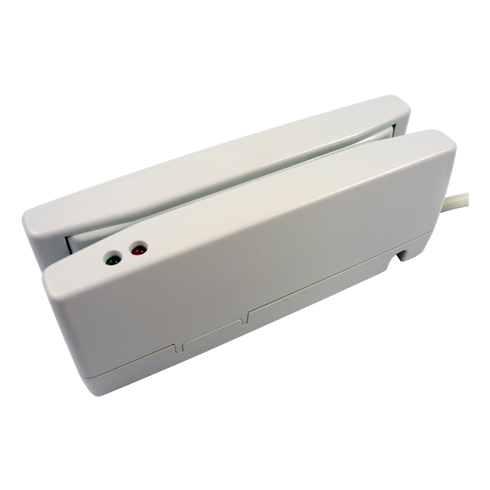 JIS-I/II対応ローコスト磁気カードリーダー MJR-350-USB