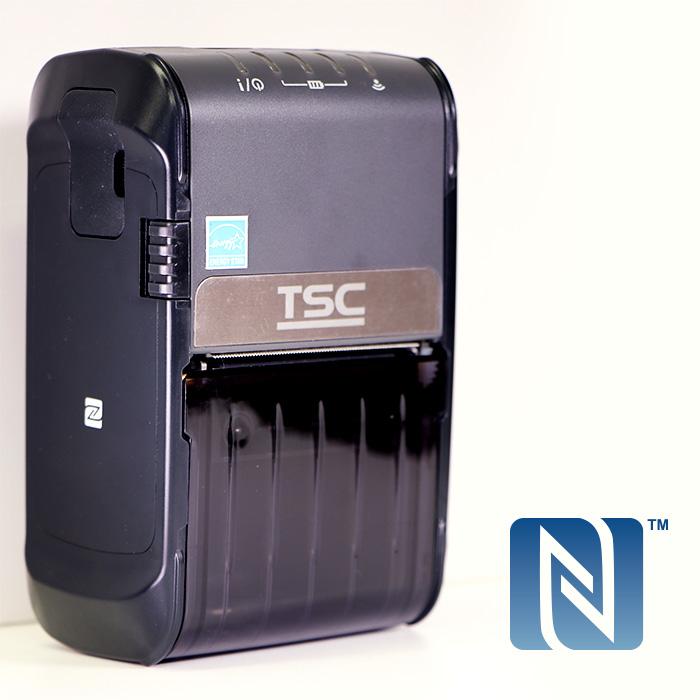 【ALPHA-2R-BT-XN】モバイルラベルプリンター NFC対応モデル