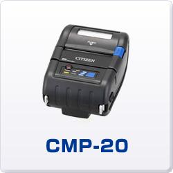 シチズン・システムズ モバイルプリンター CMP-20