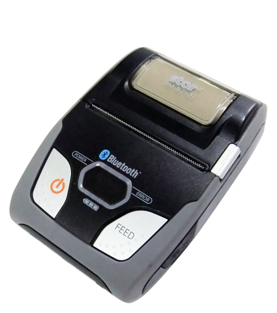 POSレジソフト対応モバイルプリンター SM-S210i