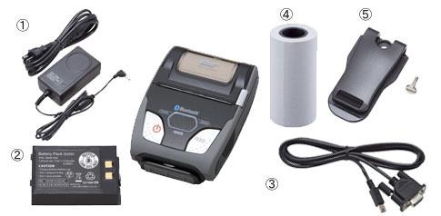 SM-S210iシリーズ モバイルレシートプリンター