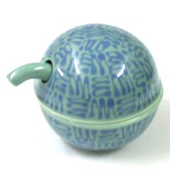 HUG ONLINE SHOP/白山陶器 C型しょうゆさし/ブルー