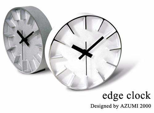 HUG ONLINE SHOP/タカタレムノス edge clock