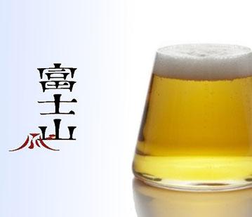sugahara GLASSWARE/富士山グラス