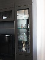 ガラス扉の作製