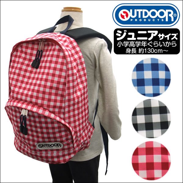 ��OUTDOORPRODUCTS�ۥ���˥������������󥬥�����å� �ǥ��ѥå�/3Color