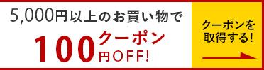 100円OFFクーポンを獲得する