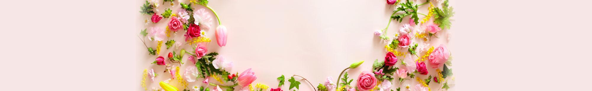 花キューピットの春の花贈り特集