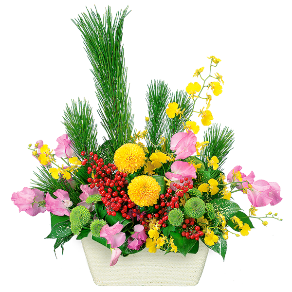 アレンジメント・花束|花キューピットのにおすすめ!人気のプレゼント特集 2021