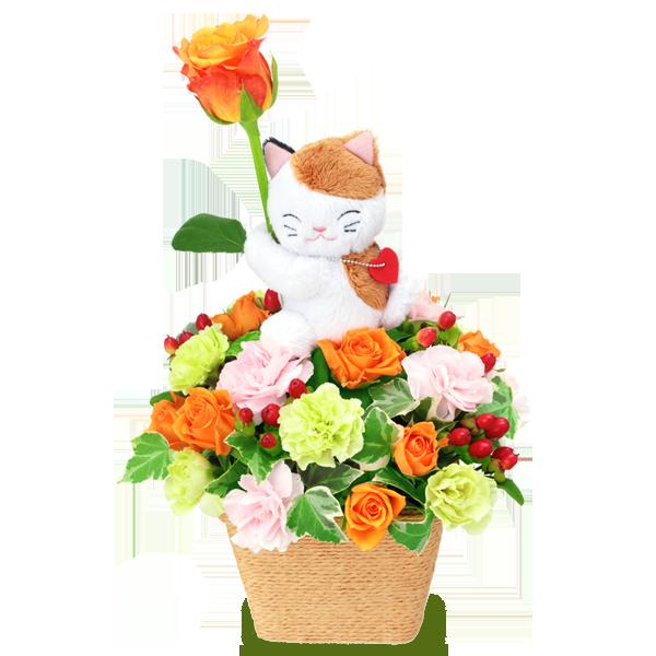 あたたかみのある花 家族に贈る 花キューピットの誕生日におすすめ!人気のプレゼント特集 2019