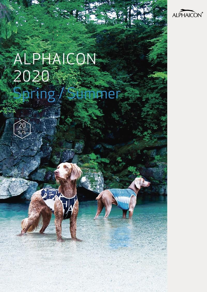 2020年春夏カタログ