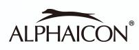 アルファアイコンのロゴ