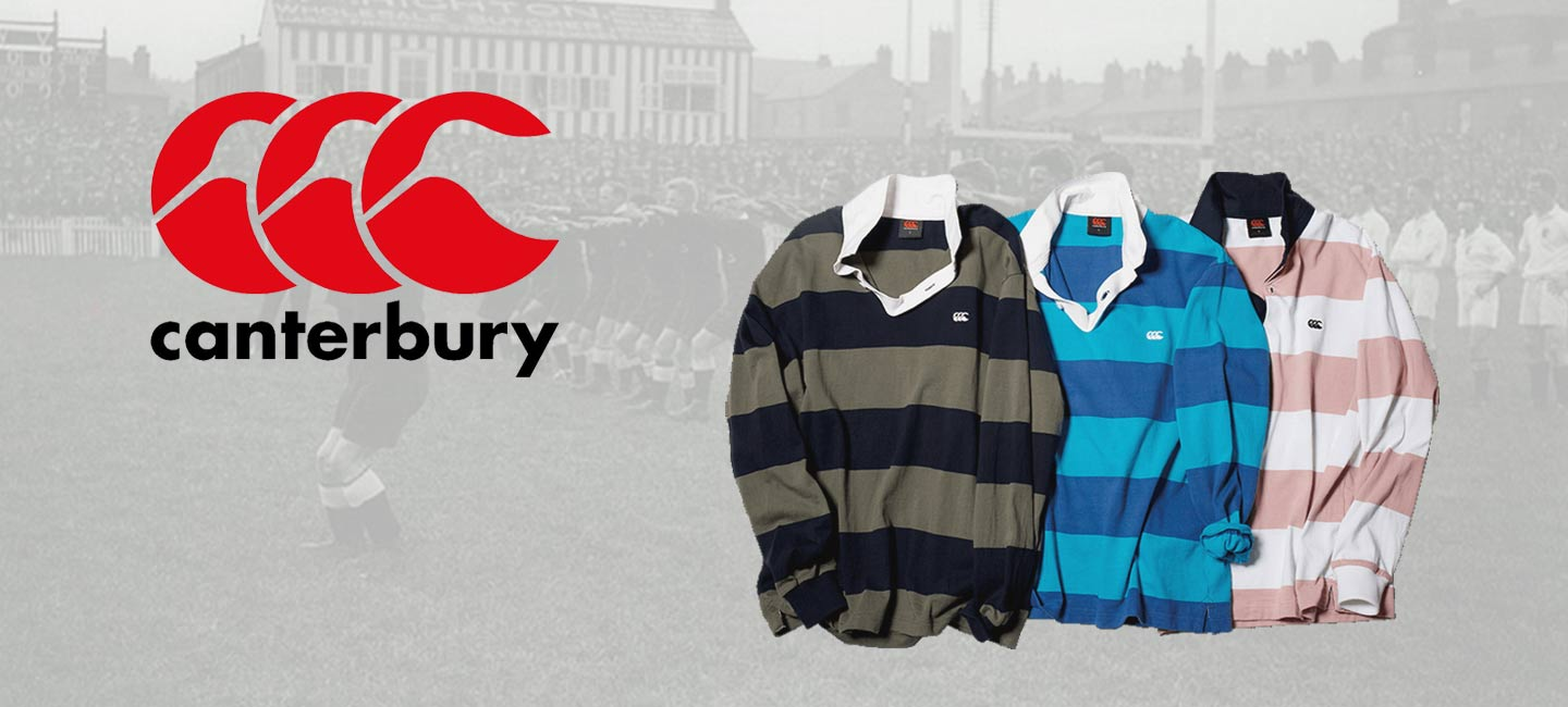CANTERBURY(カンタベリー) NZ SOLID COLOR JERSEY