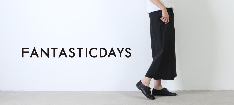 FANTASTIC DAYS(ファンタスティックデイズ) ワイドパンツ LESS