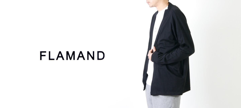 FLAMAND(フラマン) KIMONO CARDIGAN