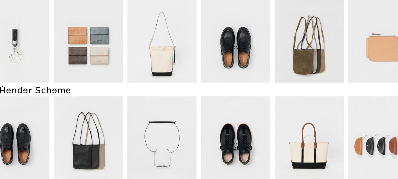 Hender Scheme(エンダースキーマ) front gore