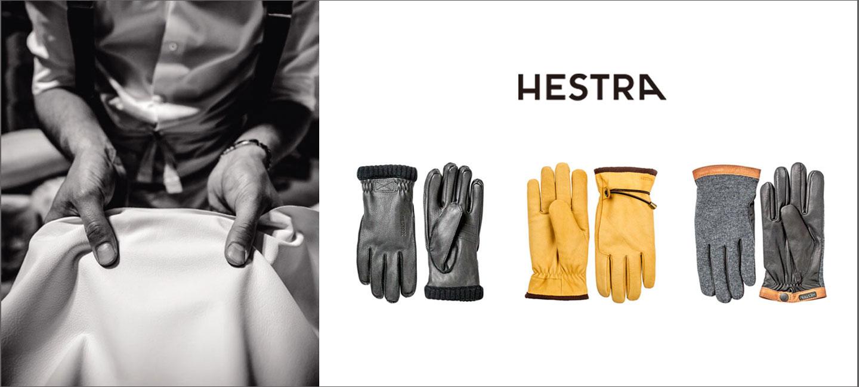 HESTRA(ヘストラ) DEERSKIN PRIMALOFT RIB