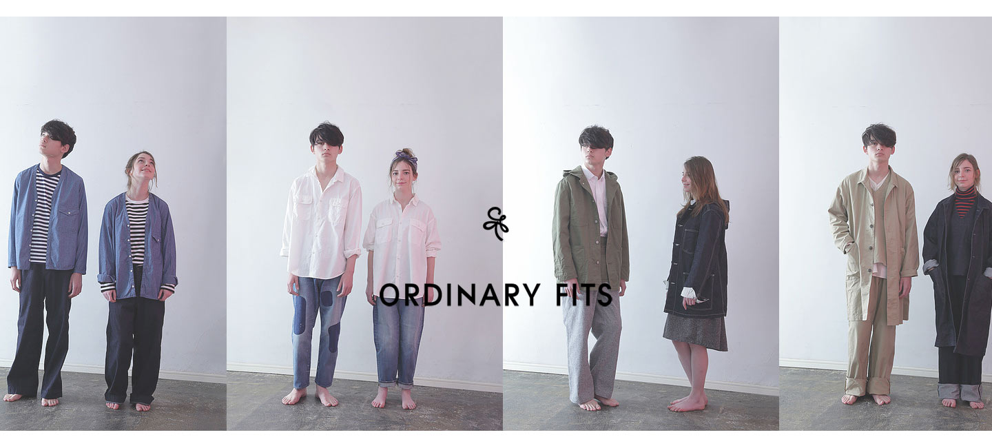 Ordinary Fits(オーディナリーフィッツ) NEW PARK TROUSER