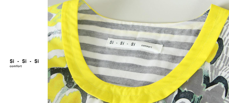 si-si-si(スースースー) CLOTH BAG