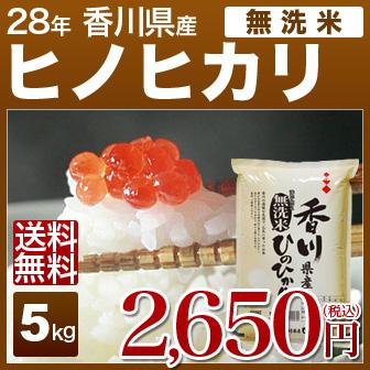 無洗米 香川県 ヒノヒカリ