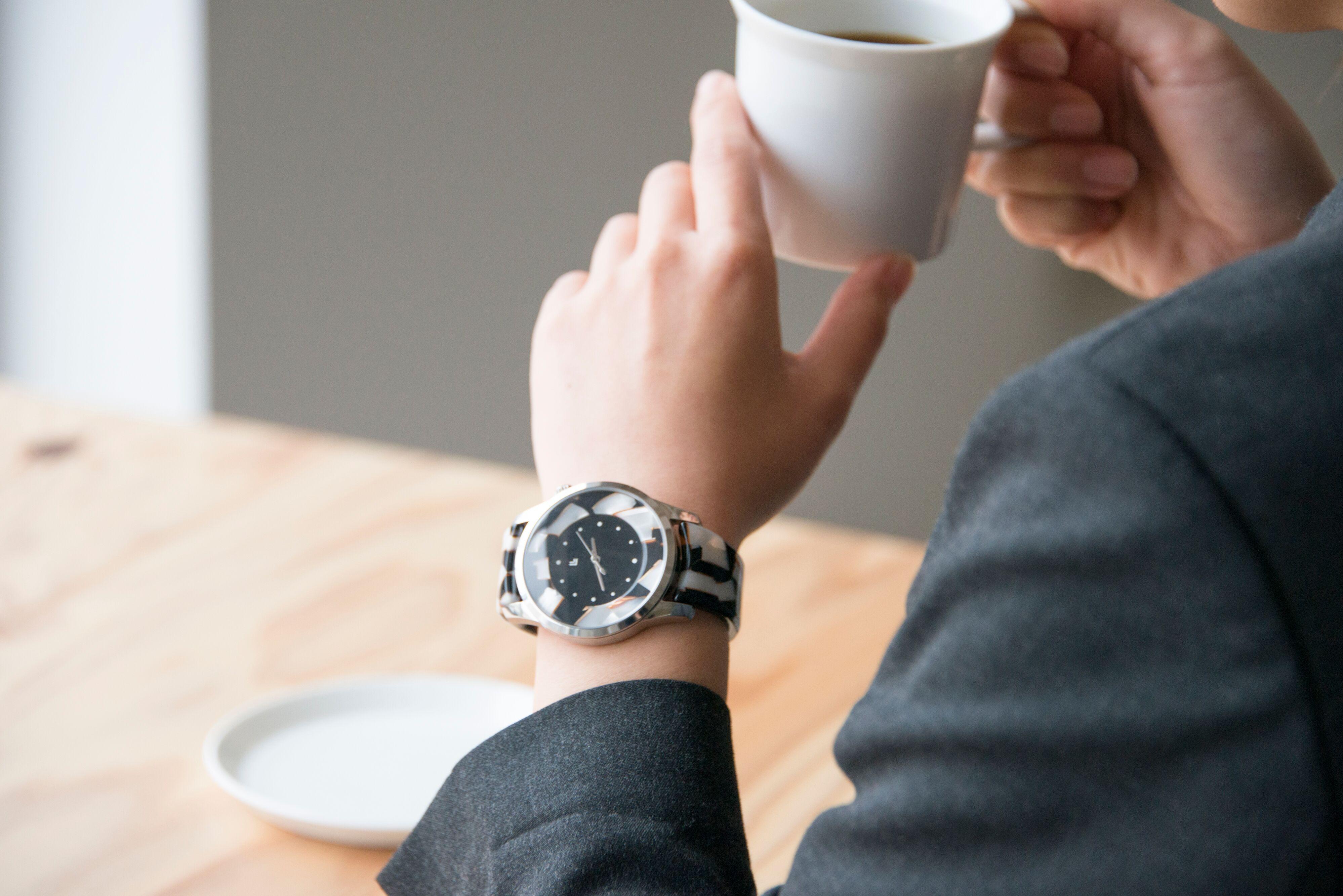 バングルウォッチ 腕時計