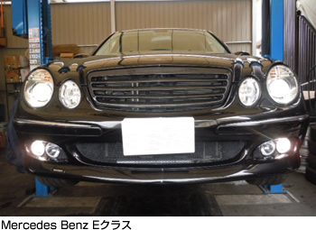 Mercedes Benz Eクラス