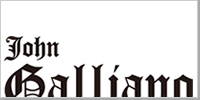 JOHN GALLIANO/GALLIANO