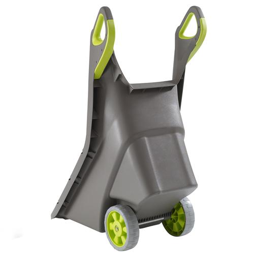 67fbeb7d770e 『リアルバロー』-----サビない樹脂製台車☆  リアルバロー【KETER】【ガーデニング】【カート】【台車】【運搬車】【ワゴン】【おしゃれ】【ノーパンク】