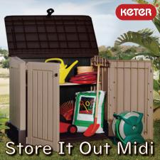 Store It Out Midi 収納 物置