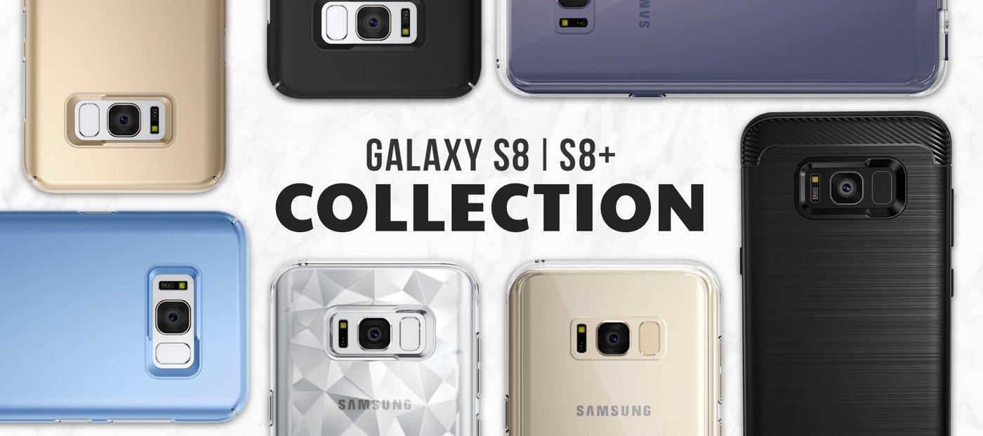 Galaxy S8/S8+ ケース/カバー