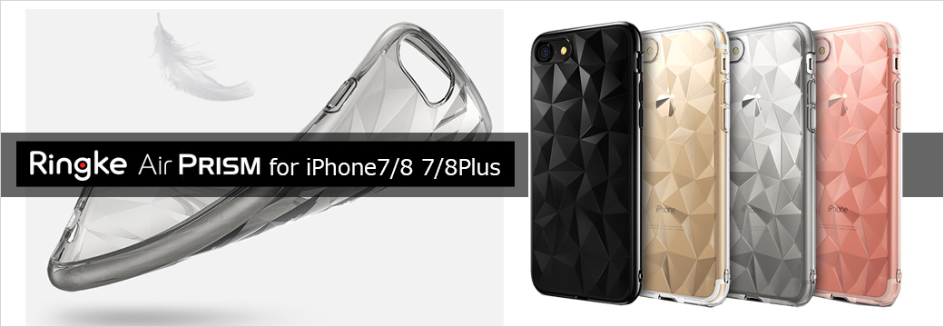 Rinke Air Prism for iPhone 7/7 Plus ケース/カバー
