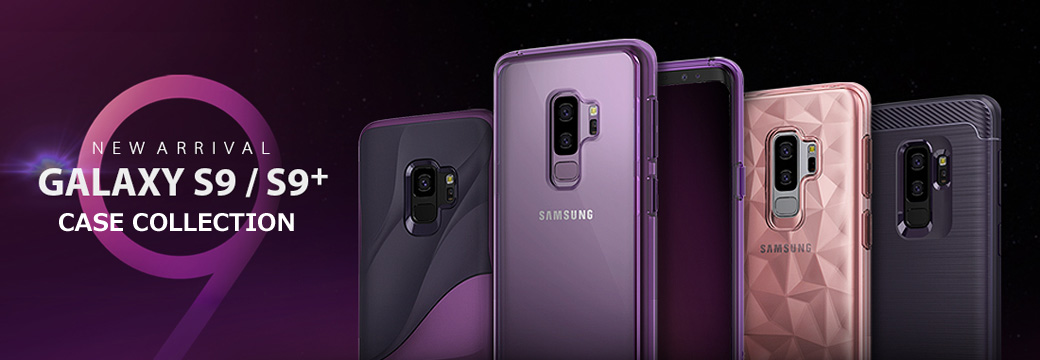 Galaxy S9/S9+ ケース/カバー