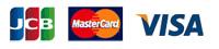 JCB Master Card VISA