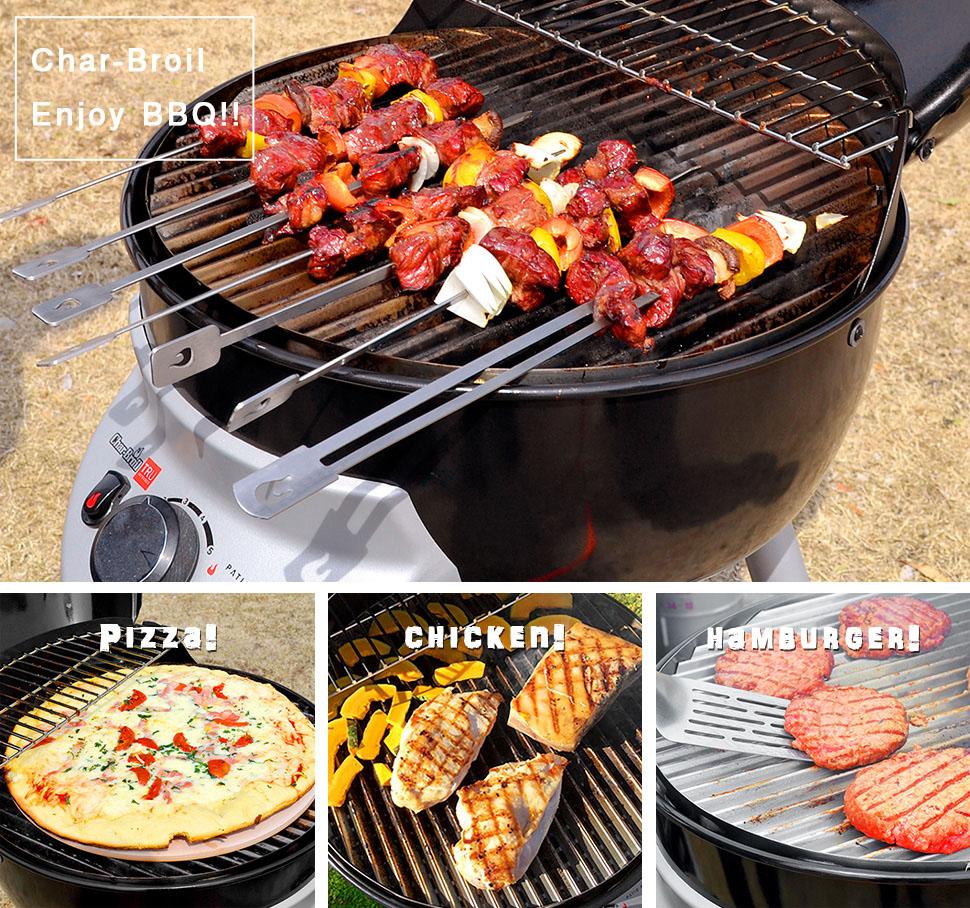 Char-Broil Enjoy BBQ!!