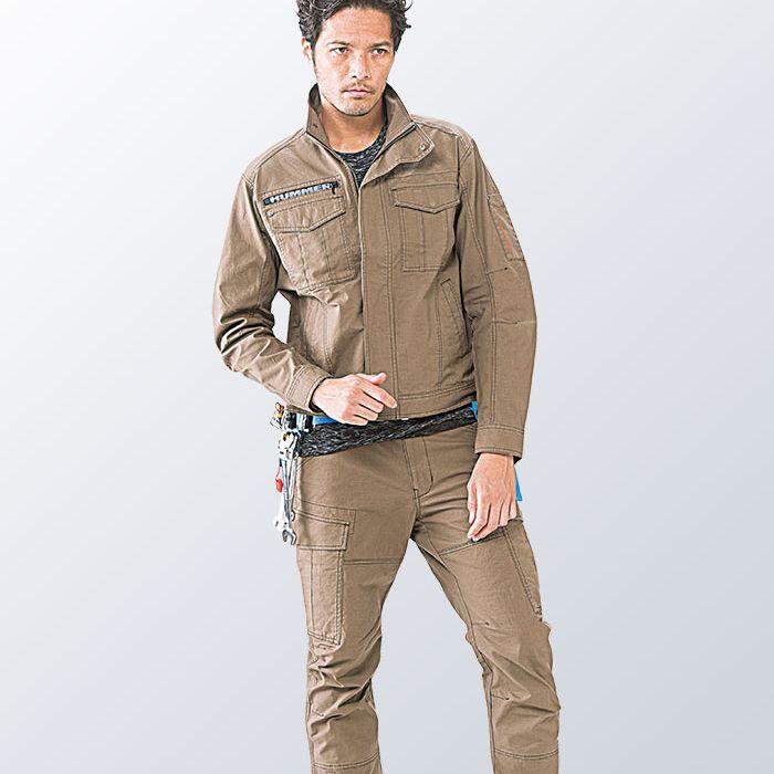 衣 職 自由 作業着コーディネート詳細