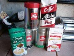 石窯自家焙煎のコーヒー豆